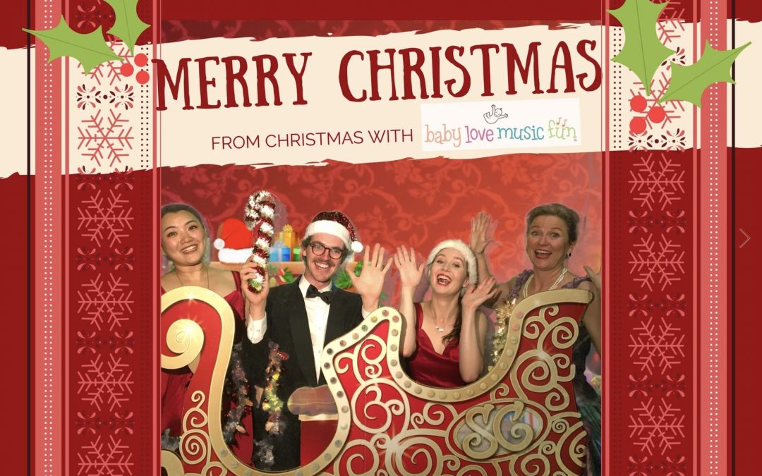 Christmas with Baby Love Music Fun 2019